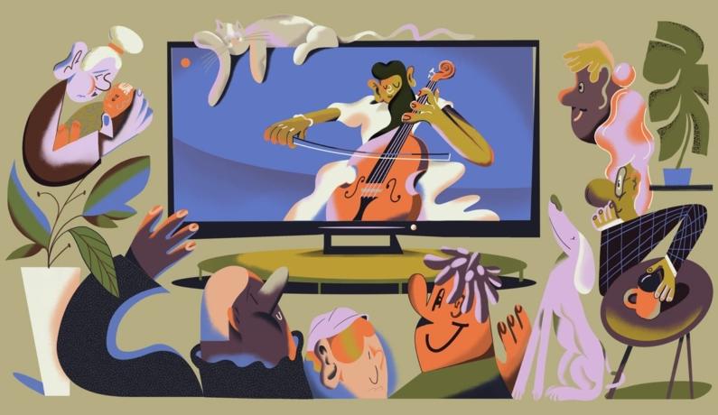 Koncerty online