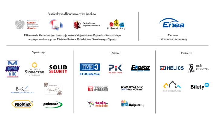 Sponsorzy, patroni i partnerzy