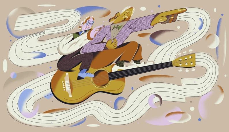 Poranki muzyczne dla seniorów