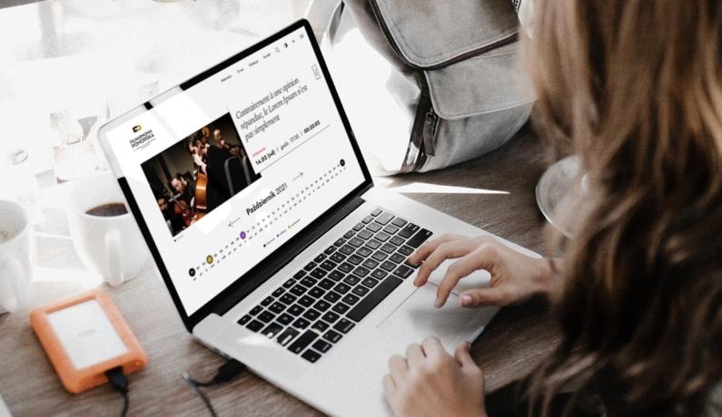 Nowa strona www Filharmonii Pomorskiej