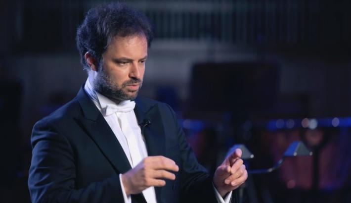 Symfonia B-dur Haydna – premiera online